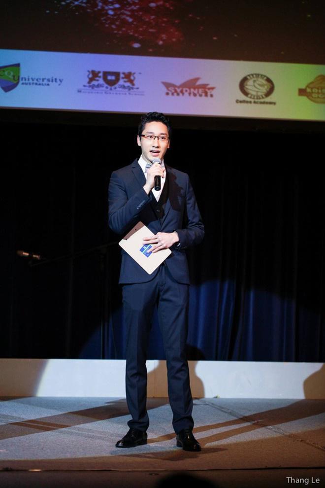 Người Việt duy nhất ở Hội nghị lớn nhất thế giới: Thế hệ 9x, điển trai và điểm IELTS 9.0 - 1