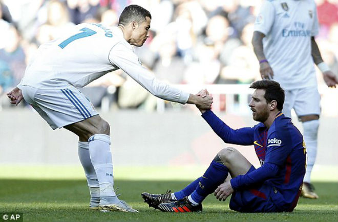 Barca - Real không Ronaldo - Messi: Siêu kinh điển ra sao ngày vắng 2 vua? - 1