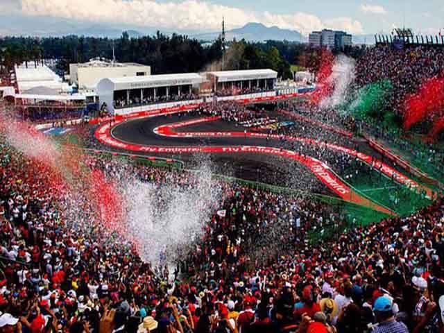 """Đua xe F1, Mexican GP 2018: Màn quyết đấu tại """"thành phố cổ đại"""""""