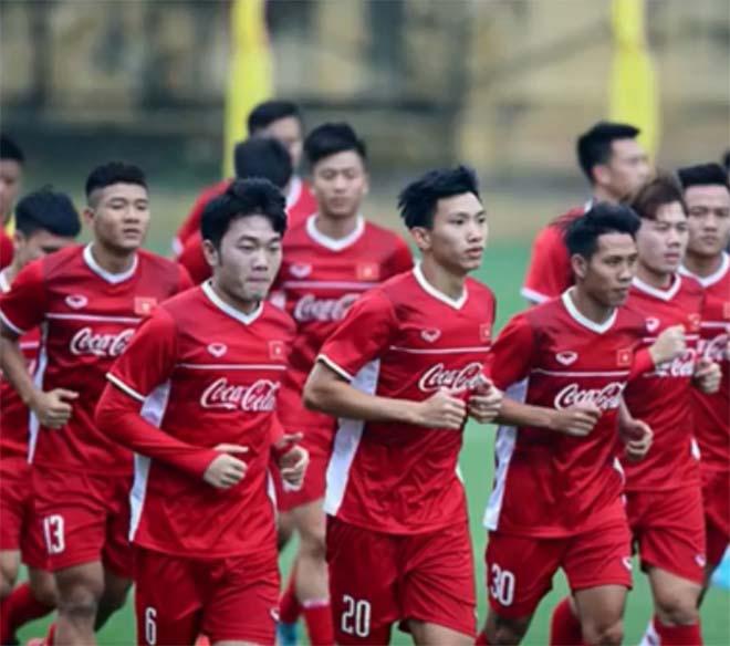 """ĐT Việt Nam đá AFF Cup: Lộ diện """"cốt lõi"""", nguy cơ cho quân HAGL - 1"""
