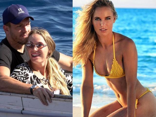 """Kiều nữ tennis gây sốc: Mua hòn đảo 313 tỷ đồng sống với chàng """"khổng lồ"""""""