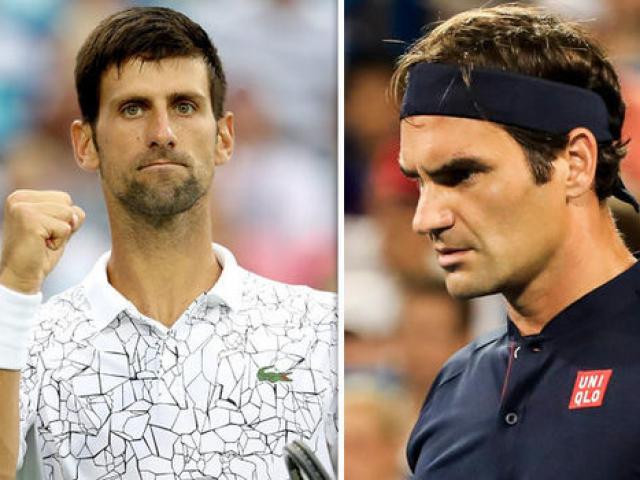 """Djokovic chơi """"võ mồm"""": Federer quyết lấy Grand Slam chạm 100 danh hiệu"""