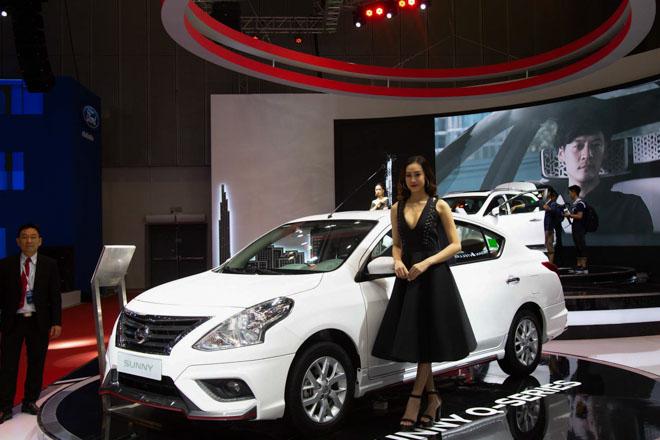 Nissan giới thiệu Sunny Q-Series với gói độ bodylip và một số nâng cấp nội thất; giá bán 568 triệu đồng - 1