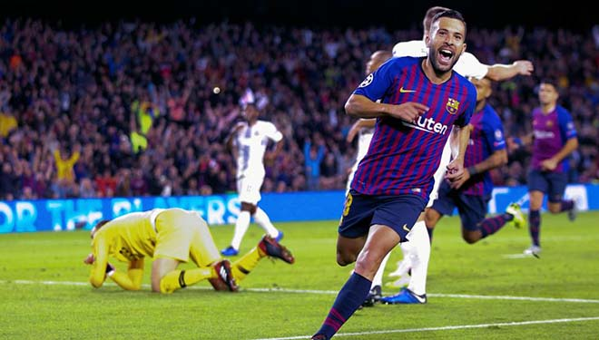Barca hạ Inter không cần Messi: Báo thân Barca đe dọa Real - 1