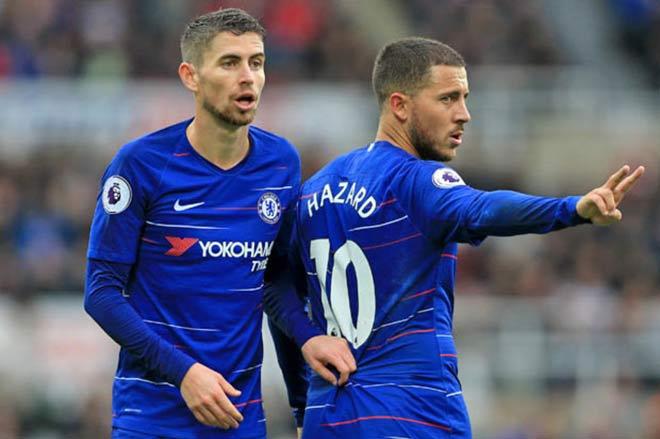 Cú sốc Chelsea: Hazard chấn thương, Sarri mất thêm nhạc trưởng - 1