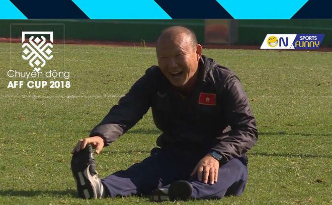"""HLV Park Hang Seo """"khuynh đảo"""" ĐT Việt Nam: Lập poker, cứu thua quả cảm - 1"""