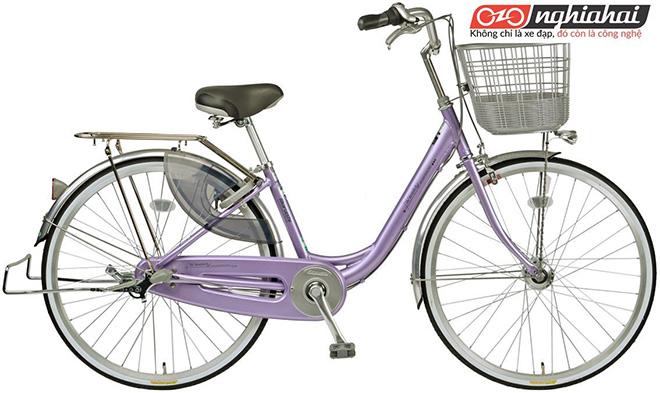 Xe đạp mini Nhật mới 100%, nguyên thùng đã có bán tại Việt Nam - 1
