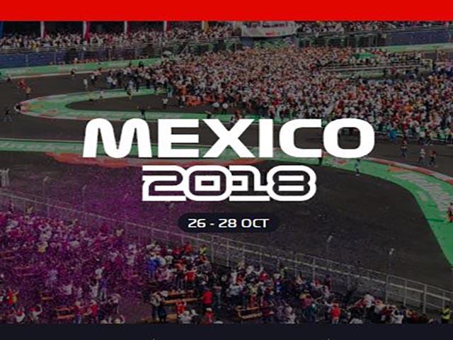 Đua xe F1, Mexican GP 2018: Quyết phá bữa tiệc đăng quang