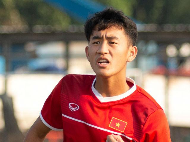 """Đàn em Quang Hải U23 ra chân """"siêu tốc"""", đại gia U19 Hàn Quốc chết sững"""