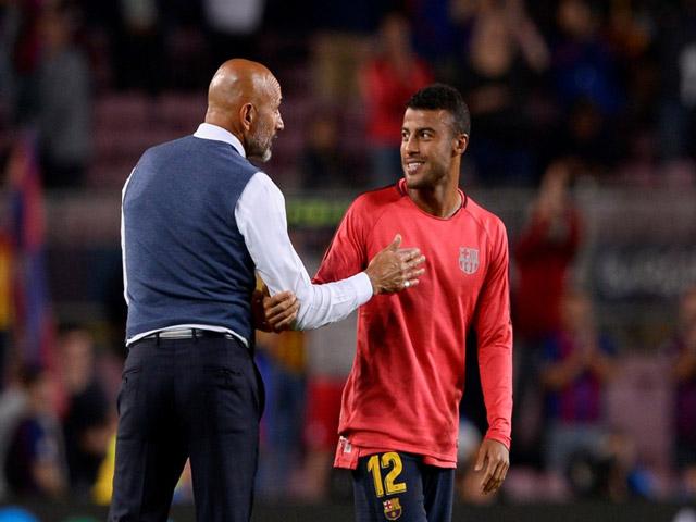 """Barca """"xử đẹp"""" Inter: Đối thủ nể phục, tiếc nuối vì vồ hụt """"kẻ đóng thế"""""""