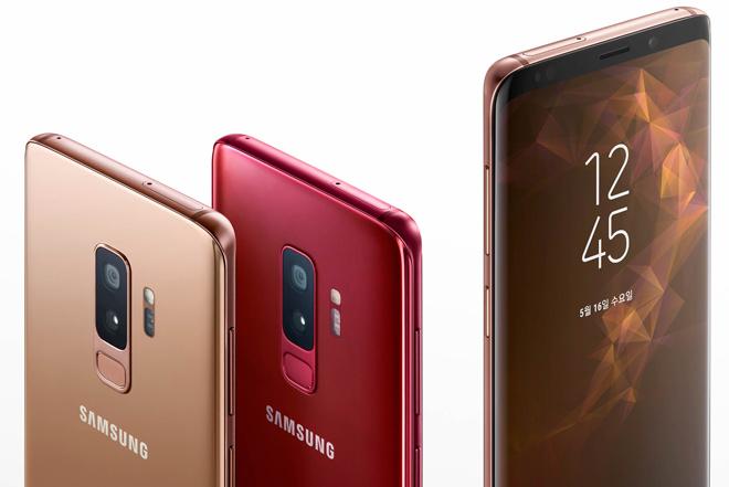 Galaxy S10 sẽ có tới 6 tùy chọn màu - 1
