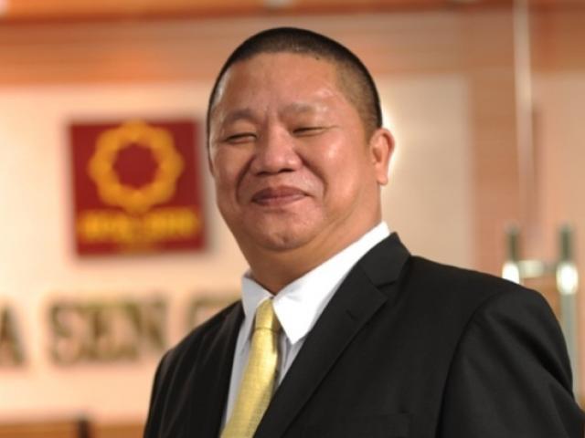 """Sau quyết định """"lột xác"""" Hoa Sen, trùm tôn Lê Phước Vũ thu về hàng chục tỷ đồng"""