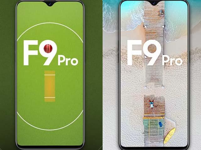"""Sắp ra mắt Oppo F9 Pro với tai thỏ cách điệu, """"sang chảnh"""" hơn iPhone X nhiều"""