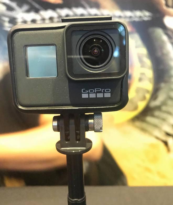 GoPro giới thiệu camera hành trình có tính năng livestream Facebook - 1