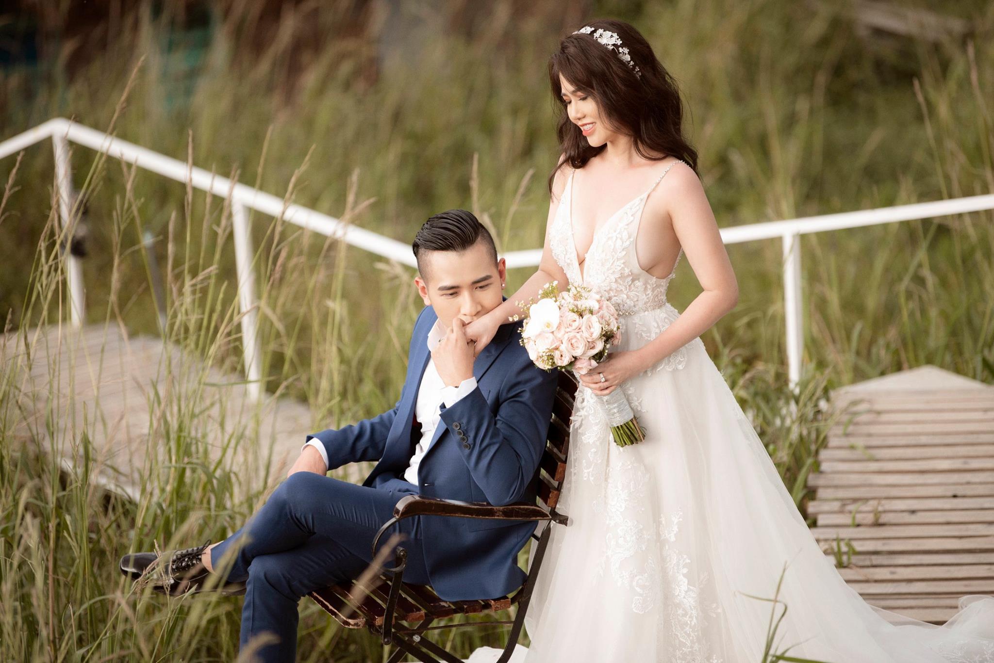 """Tiêu Quang Vboys lên tiếng chuyện lấy vợ cũ của đồng nghiệp là chị gái """"nữ hoàng nội y"""" - 1"""
