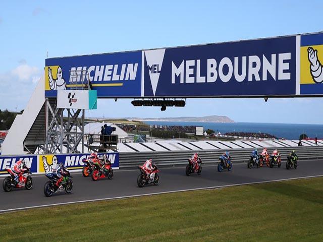Đua xe MotoGP: Cuộc chiến vì danh dự cho tất cả trên đất Úc