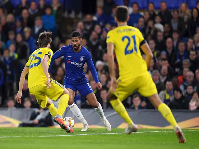 Chelsea - BATE Borisov: Hat-trick sao Anh mở ra đại tiệc