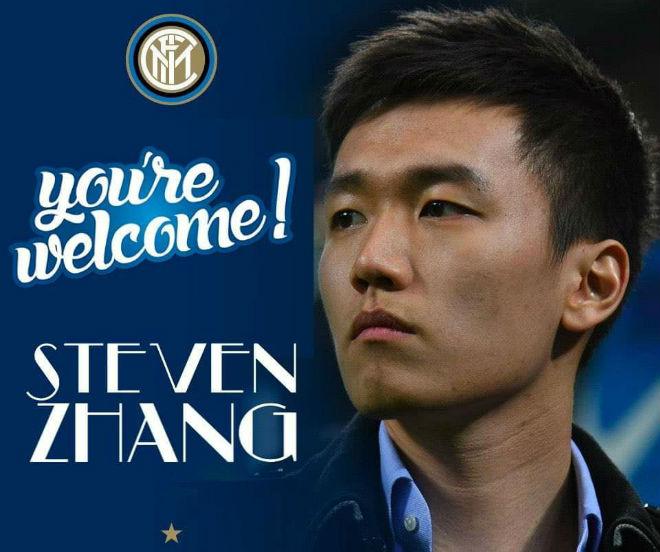 """Chấn động: """"Cậu ấm"""" 27 tuổi của tỷ phú Trung Quốc làm chủ tịch Inter - 1"""