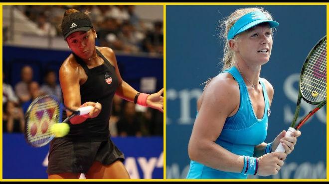 """WTA Finals ngày 6: """"Serena Nhật Bản"""", Kerber tạm biệt cuộc chơi - 1"""