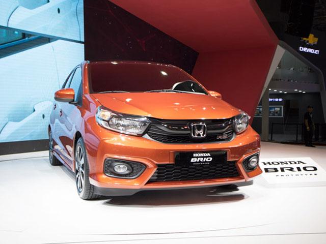 """Honda mang """"đối thủ"""" của Hyundai i10, Kia Morning lên sân khấu VMS 2018"""