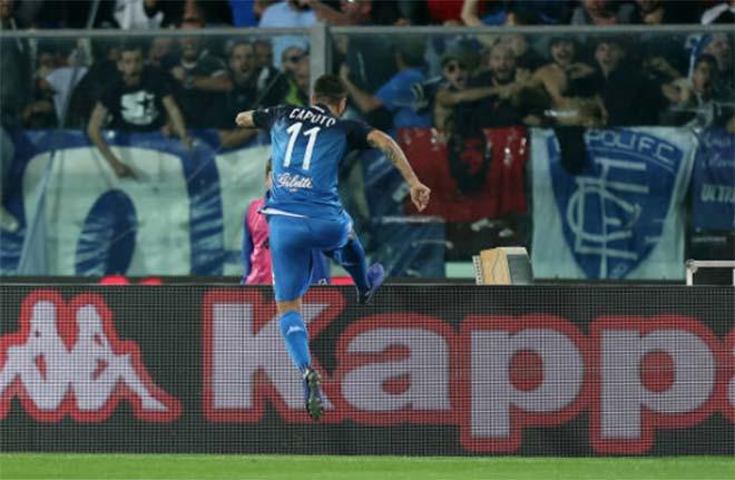 Video, kết quả bóng đá Empoli - Juventus: Tấn công dồn dập, bàn thắng sững sờ (H1) - 1