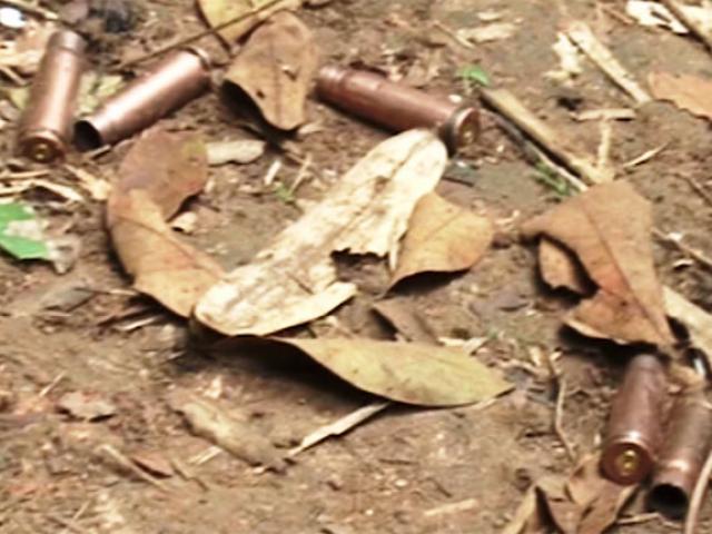 Cảnh sát đấu súng tiêu diệt kẻ buôn ma túy