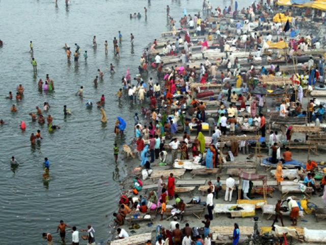 Du lịch tâm linh đừng bỏ qua những dòng sông thiêng liêng nhất Ấn Độ
