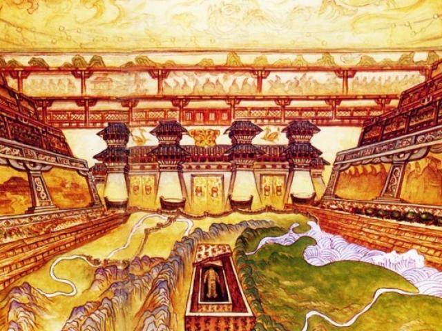 Giải mã những bí ẩn xung quanh lăng mộ Tần Thủy Hoàng
