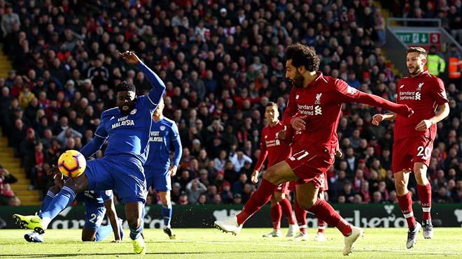 Liverpool - Cardiff: Tam tấu chói sáng trong bữa tiệc 5 bàn - 1