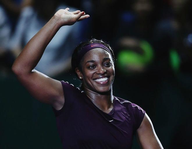 """WTA Finals ngày 7: """"Đóa hồng"""" Ukraine gặp cựu nữ hoàng US Open chung kết - 1"""