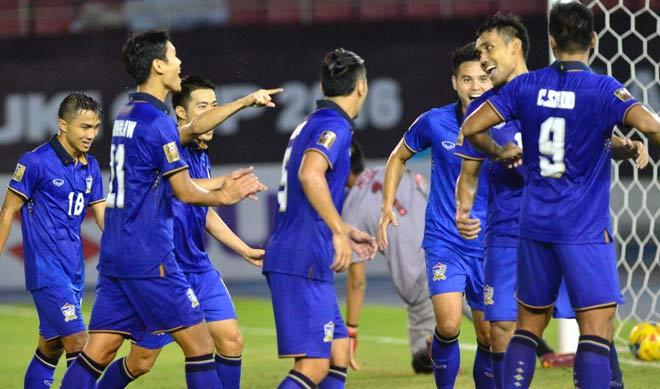 ĐT Việt Nam số 1 Đông Nam Á: Sẵn sàng lật ngôi Thái Lan ở AFF Cup - 1
