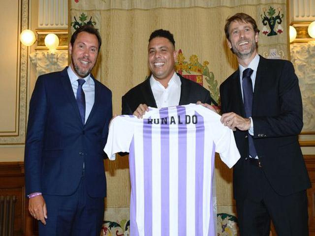 """Valladolid đổi đời nhờ """"trùm"""" Ronaldo béo: Thách thức Barca, Real ngước nhìn"""