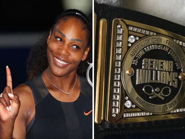 Tin thể thao HOT 27/10: Chủ tịch đấu vật WWE muốn có Serena Williams: