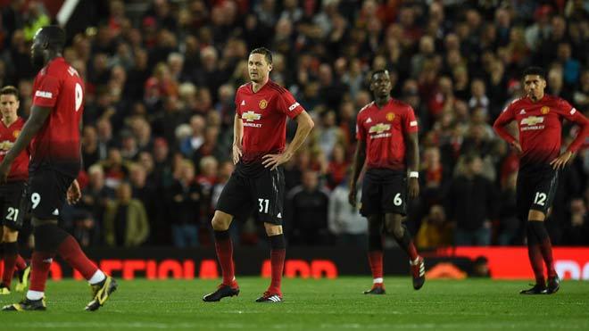 MU – Everton: Trận đấu định đoạt chiếc ghế Mourinho - 1