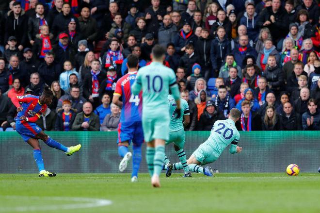 """Crystal Palace - Arsenal: 2 quả phạt đền phá nát """"thiên đường"""" - 1"""