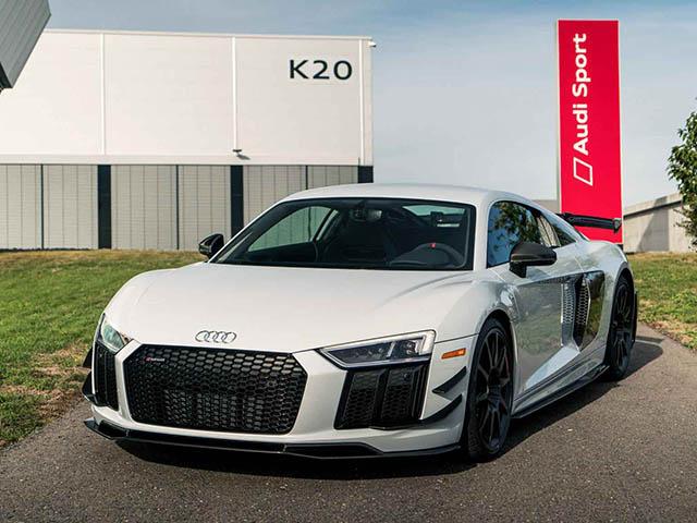 Audi giới thiệu R8 V10 Plus phiên bản đặc biệt