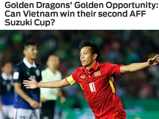 Báo châu Á: ĐT Việt Nam sáng cửa vô địch AFF Cup, ai sẽ là chủ lực?