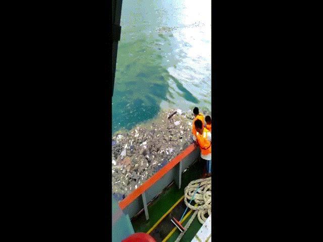 Tìm thấy mảnh vỡ máy bay Indonesia chở 188 người rơi xuống biển