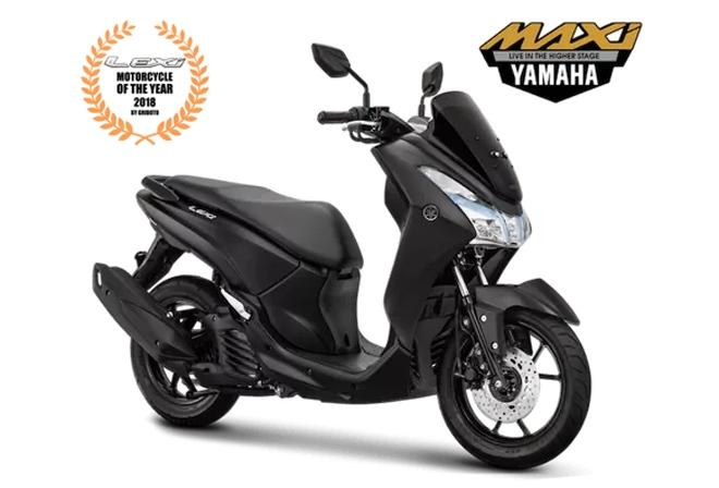 Đối thủ của Honda PCX thêm màu mới, lựa chọn phong phú hơn - 1