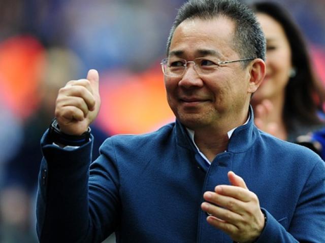 Đế chế kinh doanh đằng sau sự bí ẩn của ông chủ CLB Leicester City vừa tử nạn