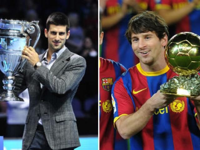 """Tennis 24/7: Djokovic """"tận dụng"""" Messi để đánh bóng tên tuổi bản thân"""