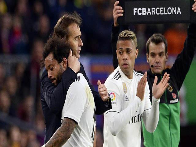 Real thua thảm Siêu kinh điển: Lopetegui tạm biệt, bổ nhiệm Conte hôm nay?