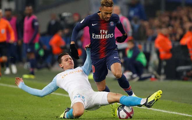 Marseille - PSG: Siêu sao châm ngòi định đoạt phút 90+5 - 1