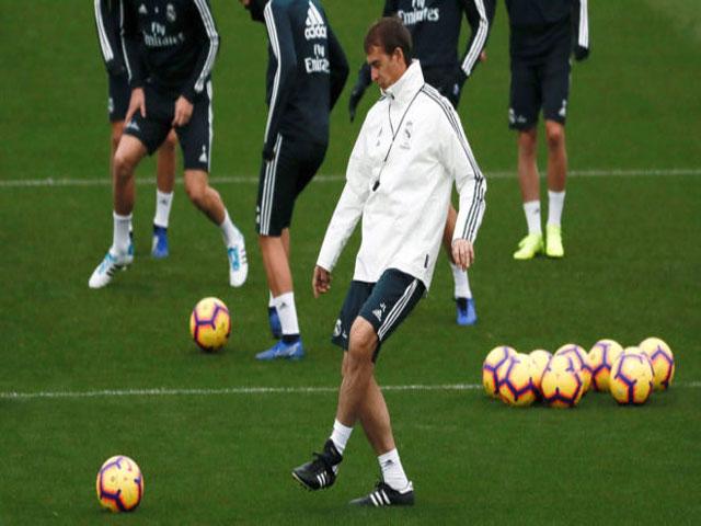 Real Madrid sắp sa thải Lopetegui: Tới sân tập chờ giờ ra đi