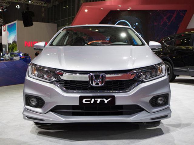 Honda City thêm cá tính với bộ phụ kiện Modulo chính hãng giá 19 triệu đồng