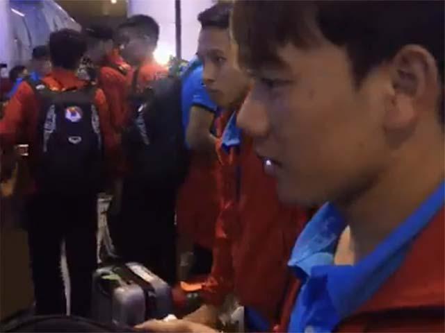 ĐT Việt Nam về nước: Park Hang Seo sắp tiết lộ 25 cái tên tranh vàng AFF Cup