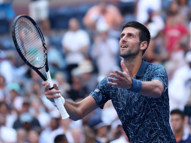 Paris Masters ngày 1: Lộ diện đối thủ trận ra quân của Djokovic và ĐKVĐ