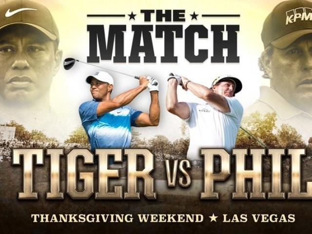 Golf 24/7: So tài 9 triệu đô Tiger Woods – Mickelson siêu đặc biệt