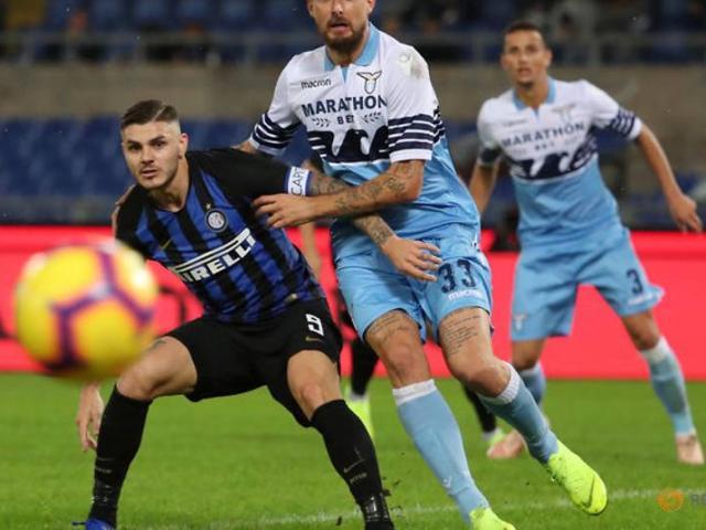 Lazio - Inter Milan: Tuyệt đỉnh thăng hoa vào top 2