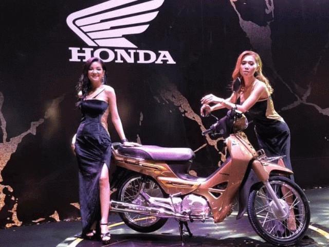 """Ảnh thực tế """"huyền thoại"""" Honda Dream 125 2019 đẹp ngút ngàn"""